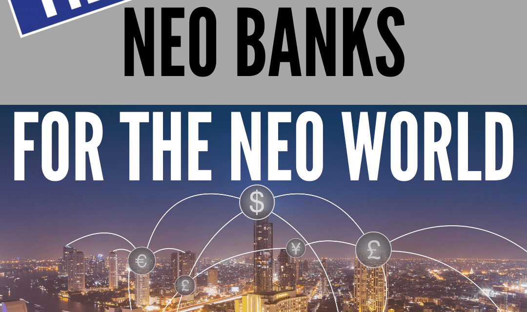 Neo Banks for the Neo World / Travis Tyler