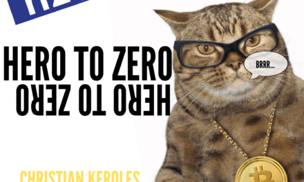 Bitcoin: Hero to Zero / Zero to Hero? Christian Keroles