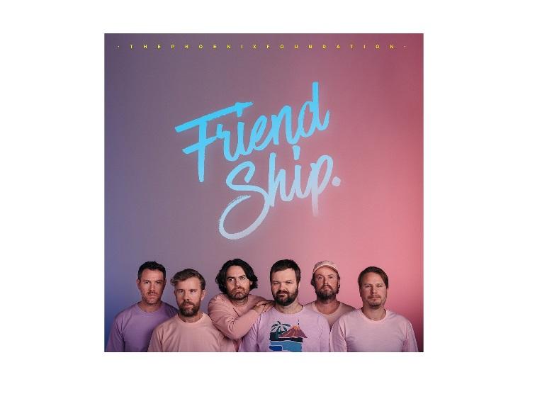 The Phoenix Foundation: Friend Ship.