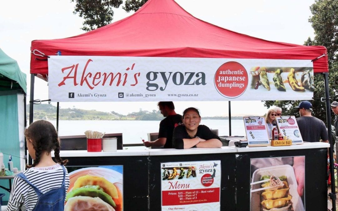 Lipsmacking Japanese Gyoza