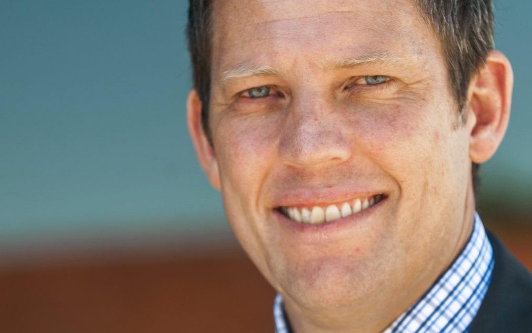 Auckland's Transport Emissions Challenge: Shane Ellison, CEO, Auckland Transport