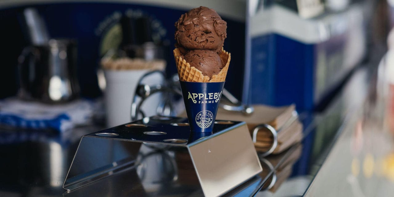 Cow to Cone, an Ice Cream maker that's Different