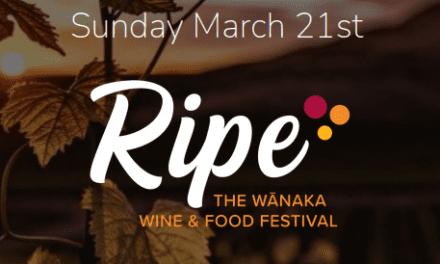 Nathan White – Ripe, The Wanaka Wine & Food Festival