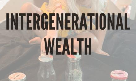 Tom Hartmann – Intergenerational wealth/Kids and money, Ep 142