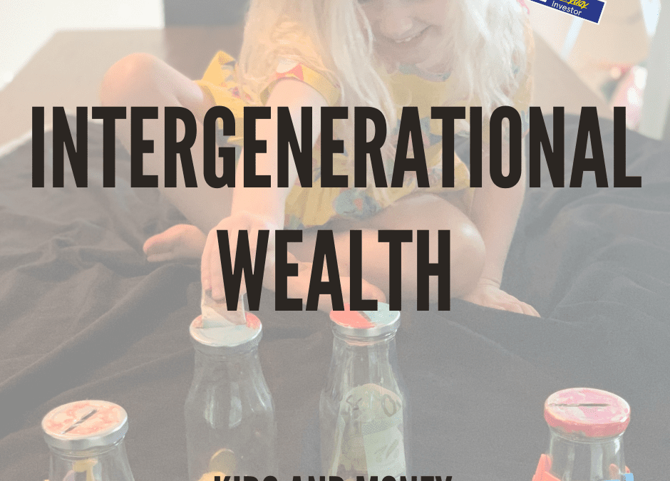 Tom Hartmann – Intergenerational wealth/Kids and money, Ep 142