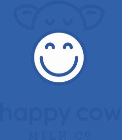 Do happy cows burp funny gas? Glen Herud, Happy Cow Milk Company