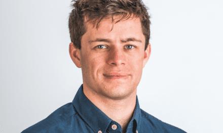 Making waste pay: Toby Skilton of Mutu and Oliver Hunt of MedSalv