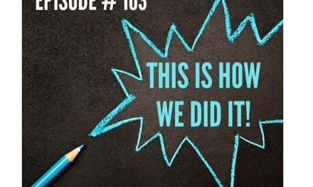 How We Did It / Episode 163