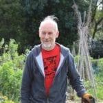 The Sanctuary Mahi Whenua Community Garden: Trevor Crosby