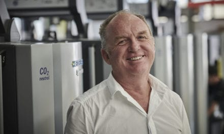 Fred Soar, Managing Director: Soar Print