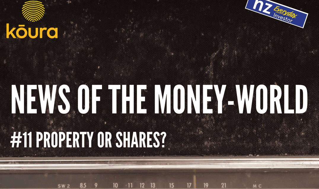 News of The Money-World / Ep 11 / Shares or Property?